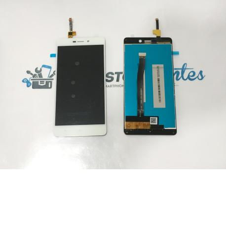 Pantalla Tactil + LCD Display para Xiaomi Red Rice 3, Redmi 3 - Blanca