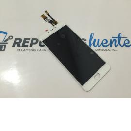 REPUESTO PANTALLA LCD DISPLAY + TACTIL MEIZU M3 NOTE - BLANCO
