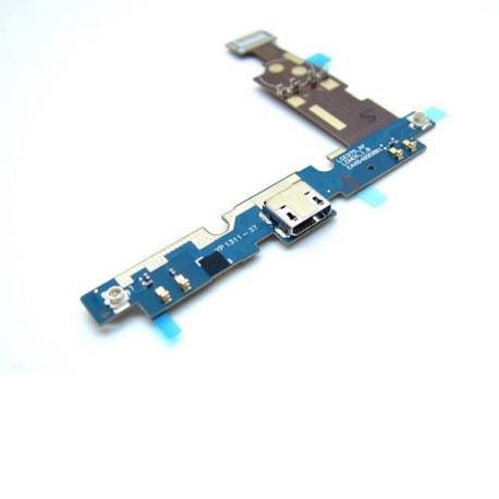 FLEX DE CARGA MICRO USB Y MICROFONO PARA LG E975 OPTIMUS G