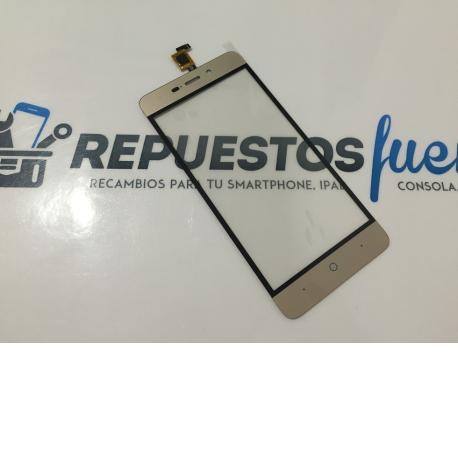 Pantalla Tactil Zte Blade x3 A452 Q519T Q519 - Oro Dorado