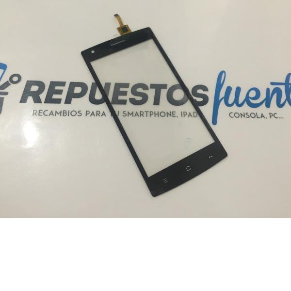 REPUESTO PANTALLA TACTIL ELEPHONE G4 - NEGRA