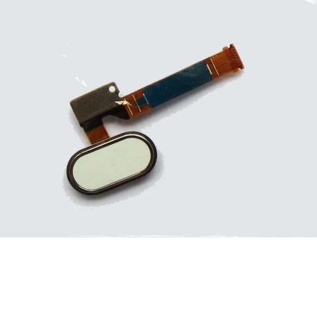 Flex de Boton Home para Meizu MX5 - Blanco