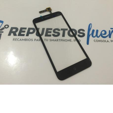 REPUESTO PANTALLA TACTIL ALCATEL ONE TOUCH CONQUEST OT7046 - NEGRA