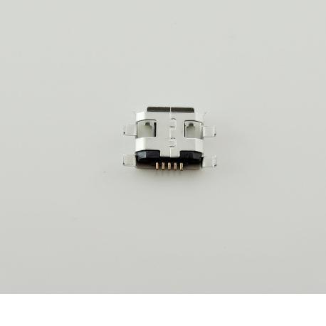 Conector Carga MicroUSB para Alcatel 5030, 5035, 4010, 4012, OT-991, Orange Denver y otros (ver descripción)