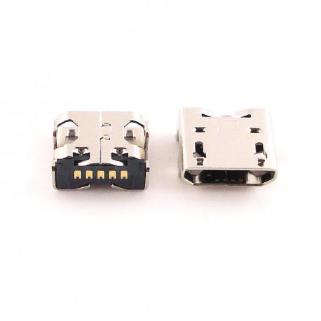 CONECTOR DE CARGA MICRO USB PARA LG D160 L40, D290 L FINO, P700 OPTIMUS L7,  LG OPTIMUS G FLEX 2 H955