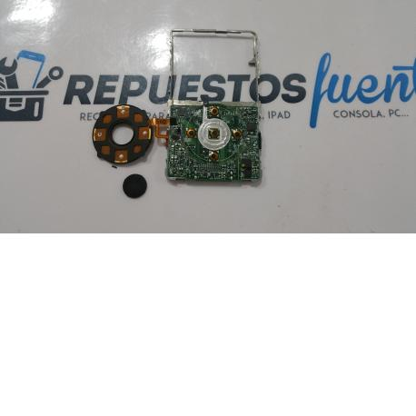 Marco frontal + botonera y placa base IPOD 5 CLASSIC - Recuperado