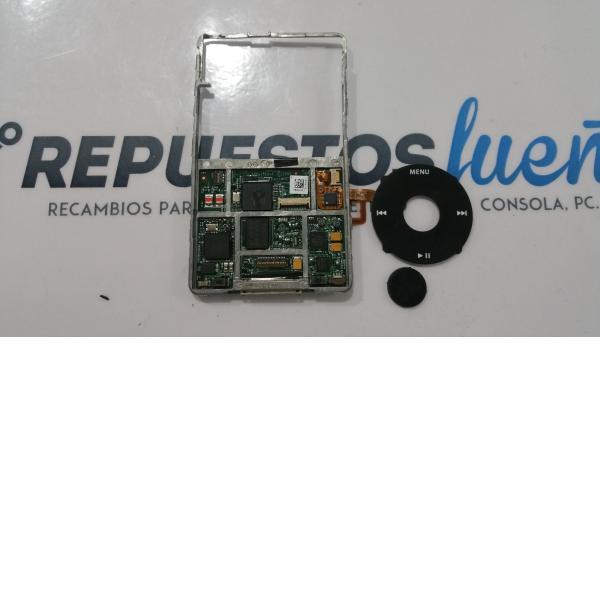 MARCO FRONTAL + BOTONERA IPOD 5 CLASSIC - RECUPERADO