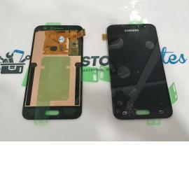 PANTALLA LCD DISPLAY + TACTIL ORIGINAL PARA SAMSUNG GALAXY J1 (2016) SM-J120F - NEGRA
