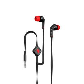 AURICULARES UNIVERSALES STEREO HEADSET DEPORTIVOS JD88 3.5MM - NEGRO