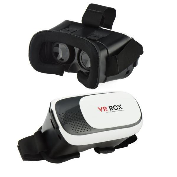 KIT DE REALIDAD VIRTUAL 3D PARA SMARTPHONE (GAFAS)