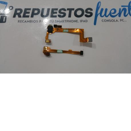 Flex de conexion para altavoces buzzer + Jack de audio BLACKBERRY PLAY BOOK 16GB - Recuperado