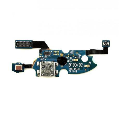 FLEX CONECTOR DE CARGA MICRO USB PARA SAMSUNG I9192 DUAL