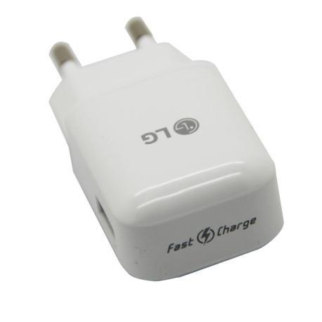Cargador de Carga Rapida LG MCS-05ED de 5V-1.8 / 9V-1.8A