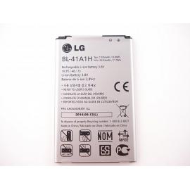 BATERIA ORIGINAL PARA F60 D392 D390 / BL-41A1H / 2100MAH