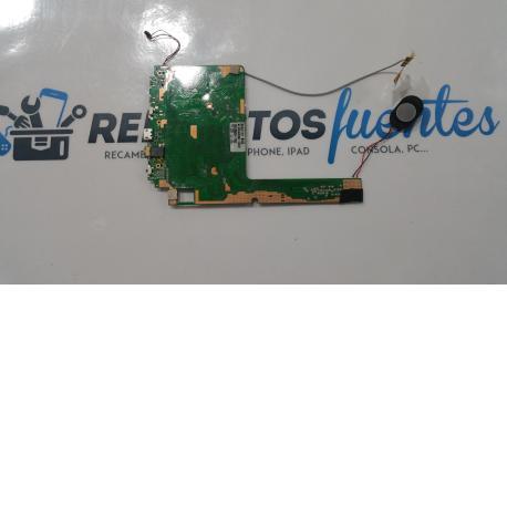 Placa base original para tablet MASTER TABLET 9 DUAL CORE - Recuperada