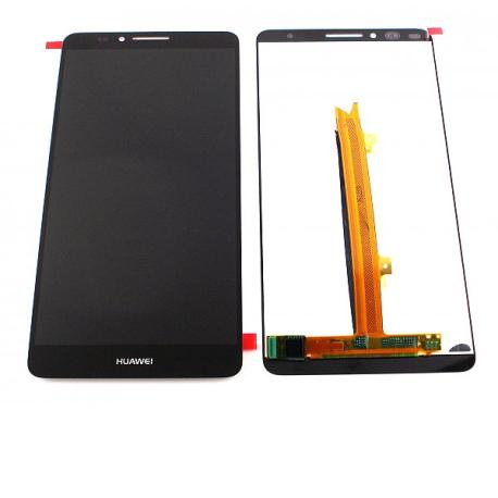 PANTALLA LCD DISPLAY + TACTIL PARA HUAWEI ASCEND MATE 7 - NEGRA
