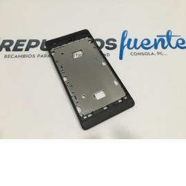 CARCASA FRONTAL LCD BOGO LF SL4 - RECUPERADA
