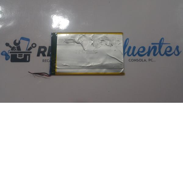 BATERIA ORIGINAL PARA TABLET MASTER TABLET 4XMOD.9 - RECUPERADA