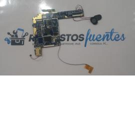 PLACA BASE ORIGINAL MASTER TABLET 10.1 DUAL CORE - RECUPERADA