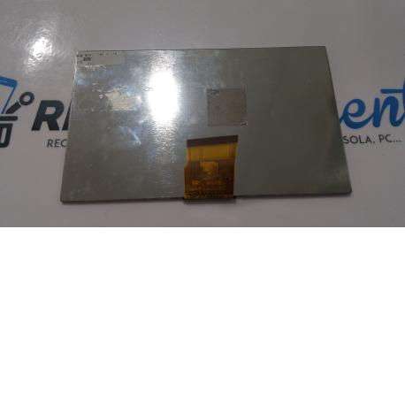 "Pantalla LCD PRIXTON ACID T7015 7"" DUAL CORE 3G - Recuperada"