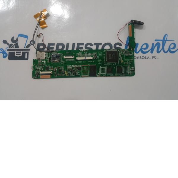 "PLACA BASE ORIGINAL INGO ADVANCE QUAD CORE 7"" INU07QC - RECUPERADA"