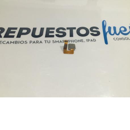 BOTON CON LECTOR DE HUELLA ELEPHONE P8000 - RECUPERADO