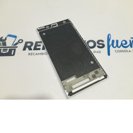 CARCASA FRONTAL PARA LCD + TACTIL HISENSE HS-U988 - RECUPERADA