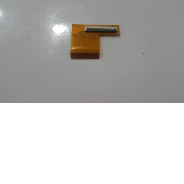 """MODULO DE CONEXION PARA FLEWX DE LCD Y PLACA BASE TABLET INGO INU101E 10.1"""" - RECUPERADO"""