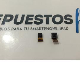 CAMARA FRONTAL Y TRASERA PRESTIGIO MULTIPHONE PSP5504 DUO - RECUPERADA