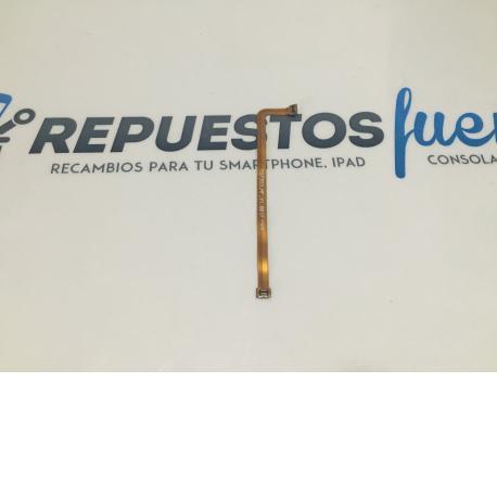 FLEX DE CONEXION PLACA BASE Y MODULO MICROFONO + ANTENA HISENSE HS-U980 - RECUPERADO