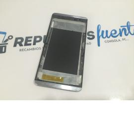 CARCASA FRONTAL PARA LCD + TACTIL HISENSE HS-U980 - RECUPERADA