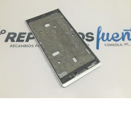 CARCASA FRONTAL PARA LCD + TACTIL HISENSE HS-U961 - RECUPERADA