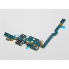 Flex Conector Carga Micro USB para LG P760 Optimus L9