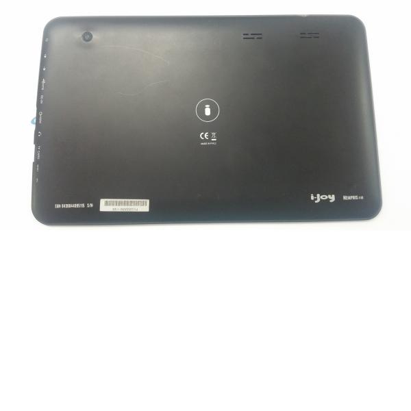 "TAPA TRASERA TABLET I-JOY MEMPHIS 4GB 10.1"" - RECUPERADA"
