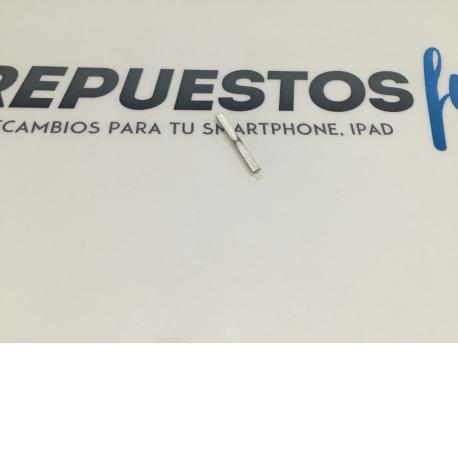 BOTONES VOLUMEN  HTC ONE M7 - RECUPERADA - PLATA