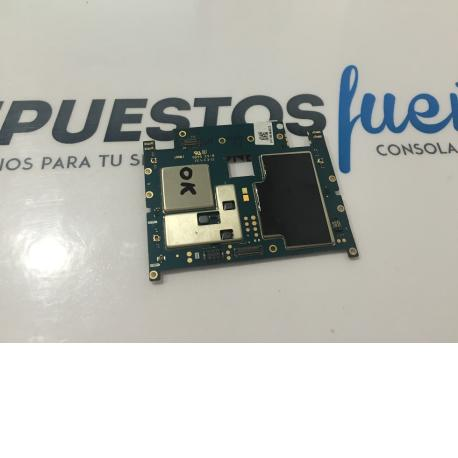 PLACA BASE ORIGINAL PARA MEIZU M2 NOTE - RECUPERADA