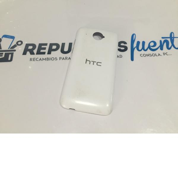 TAPA TRASERA PARA HTC DESIRE 601 BLANCA - RECUPERADA