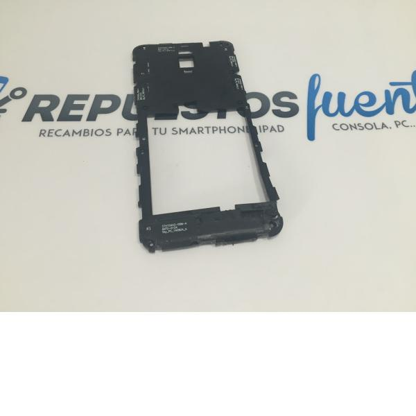 CARCASA INTERMEDIA HTC DESIRE 610 - RECUPERADA