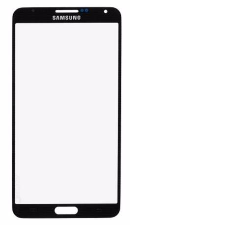 Cristal Gorilla Glass para Samsung Galaxy Note N7000 - Negro