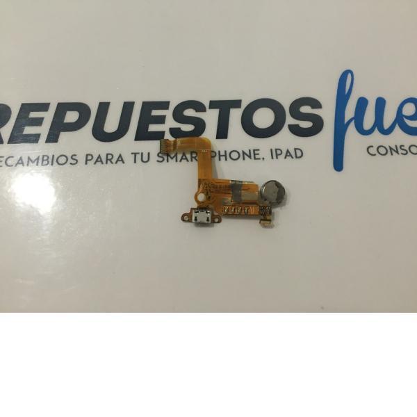 FLEX CONECTOR DE CARGA Y VIBRADOR PARA INNJOO ONE 4G HD - RECUPERADO