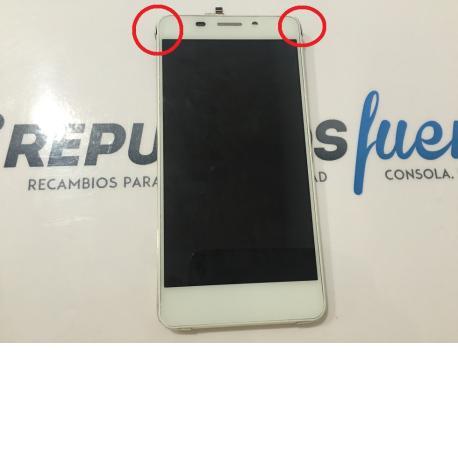 PANTALLA LCD + TACTIL CON MARCO ORIGINAL PARA INNJOO ONE 4G HD TARA 1 - RECUPERADA