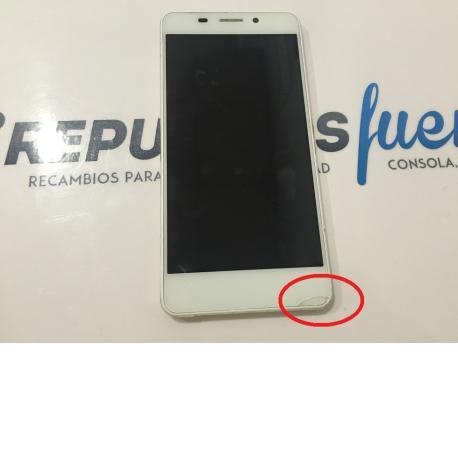 PANTALLA LCD + TACTIL CON MARCO ORIGINAL PARA INNJOO ONE 4G HD TARA 2 - RECUPERADA
