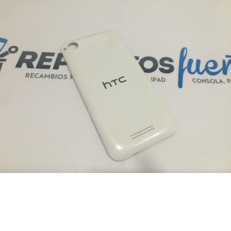 TAPA TRASERA PARA HTC DESIRE 320 BLANCA - RECUPERADA