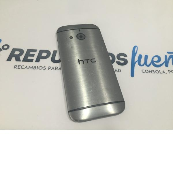TAPA TRASERA DE BATERIA PARA HTC ONE MINI 2 - GRIS