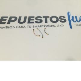 CABLES COAXIALES AZUL NEGRO ROJO PARA HTC ONE MINI 2 - RECUPERADO