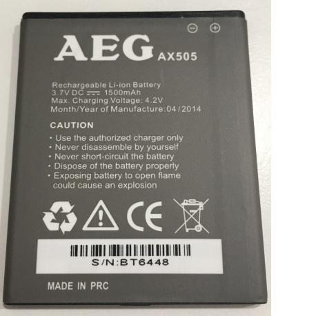 Bateria Original para AEG AX-505 DS de 1420mAh - Recuperada