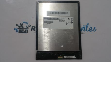 PANTALLA LCD DISPLAY ORIGINAL PARA TABLET GIGASET QV830 - RECUPERADA