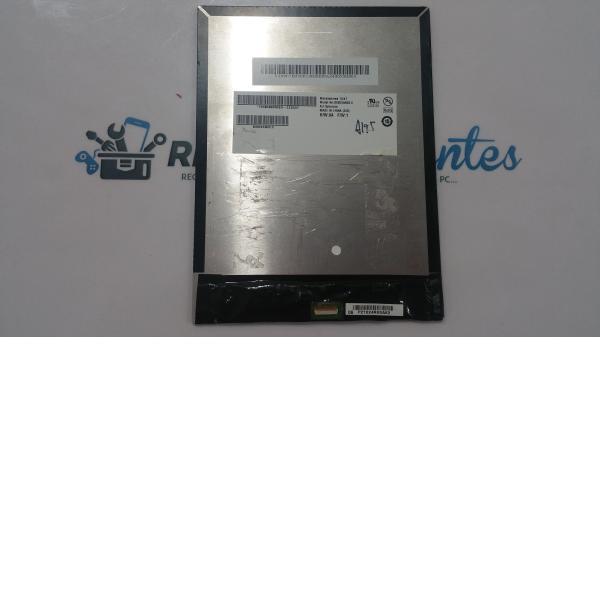 PANTALLA LCD DISPLAY ORIGINAL PARA TABLET GIGASET QV830 - RECUPERADA
