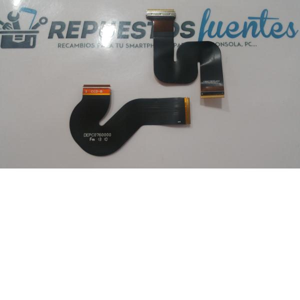 FLEX DE CONEXION LCD PARA TABLET GIGASET QV1030 - RECUPERADO