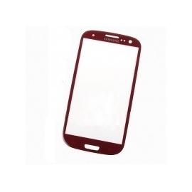 Repuesto Pantalla tactil Samsung I8190 Galaxy S3 Mini roja